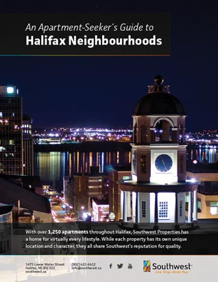 <strong>Download the</strong> <em>Apartment Seeker's Guide to</em> <strong>Halifax Neighbourhoods</strong>