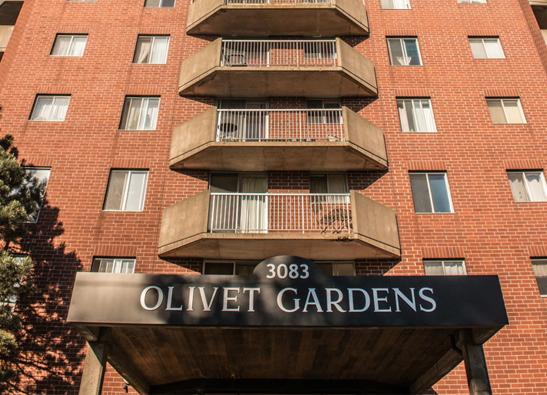 3083 Olivet Street - Olivet Gardens - Exterior