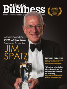 Jim Spatz - CEO of Year